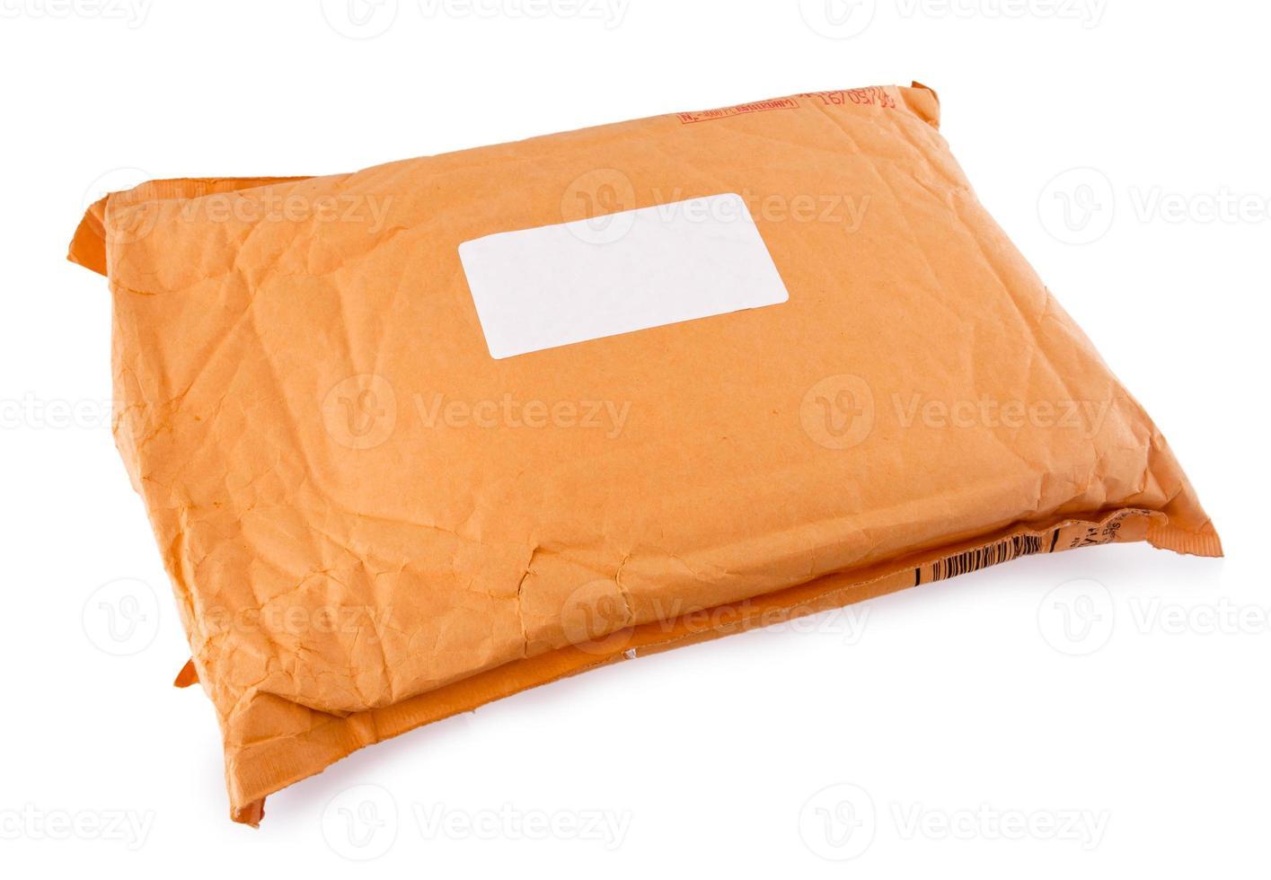 het pakket foto