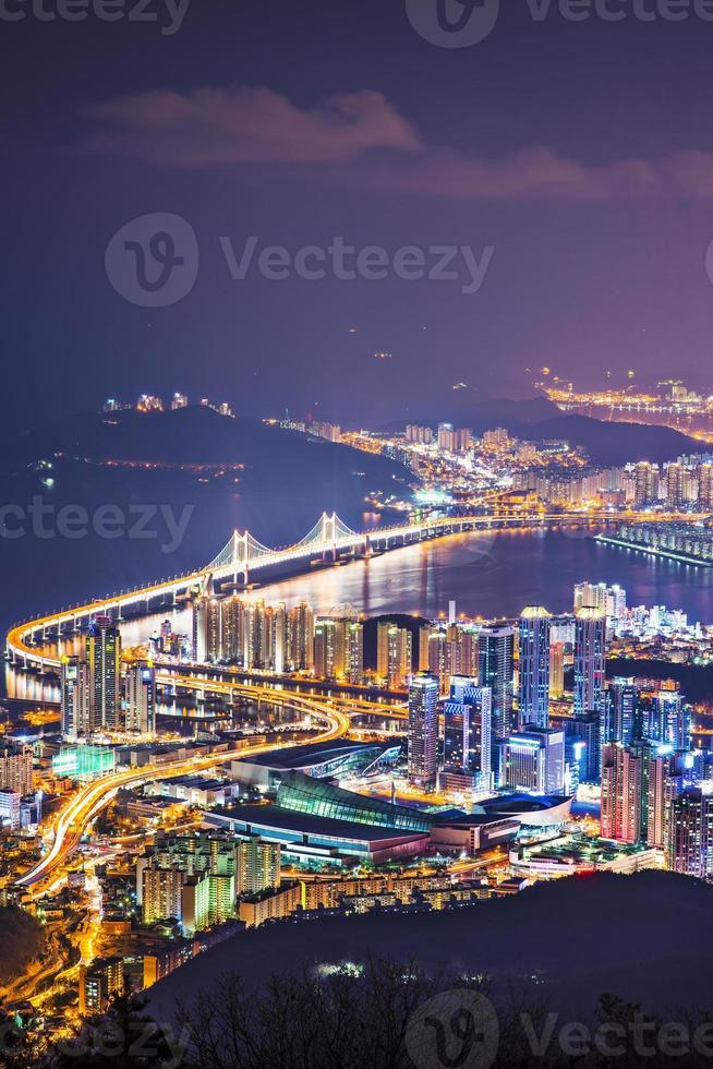 Busan Zuid-Korea foto