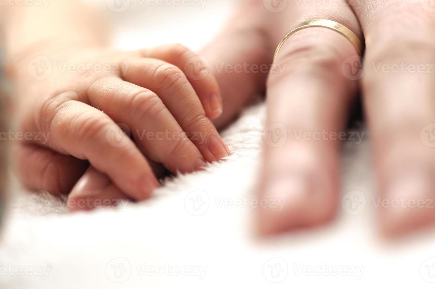 handen vasthouden foto
