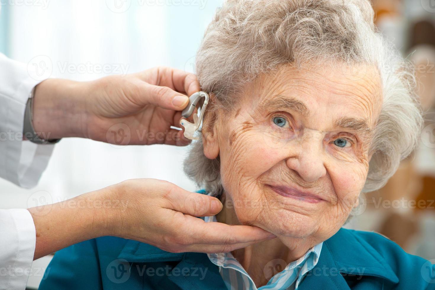 hoorapparaat foto