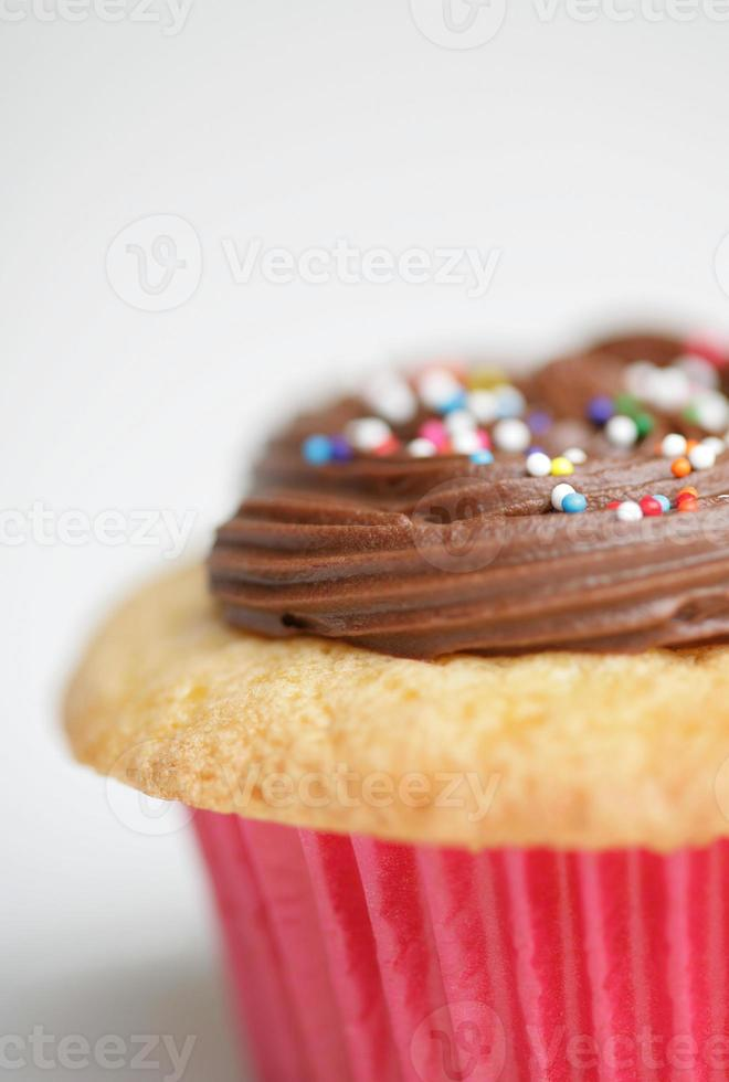 cupcake close-up foto