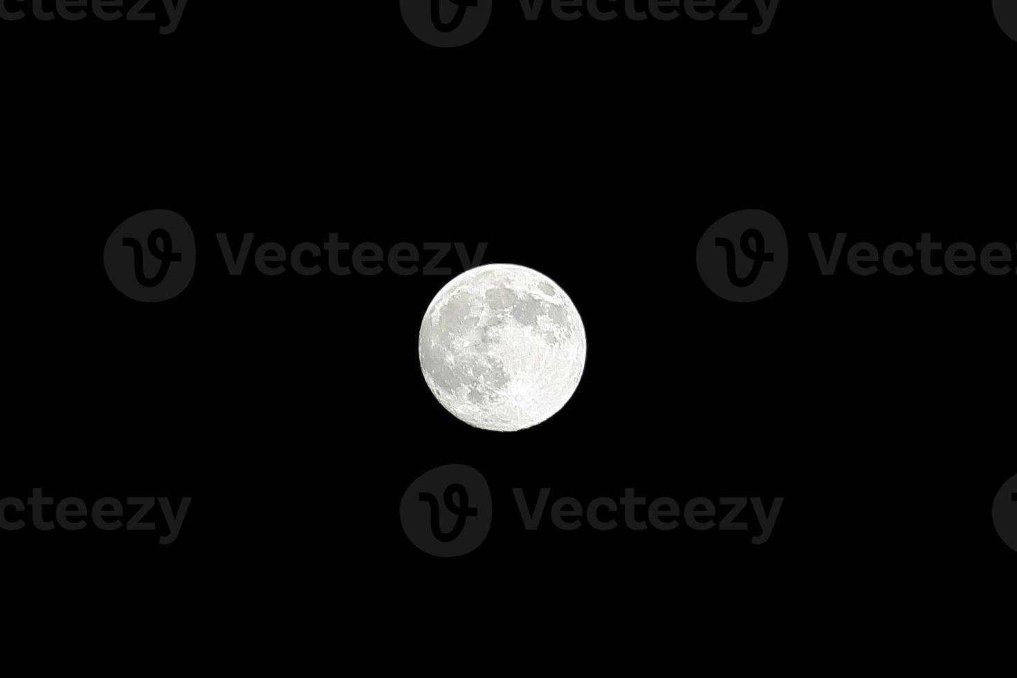 de maan-close up foto