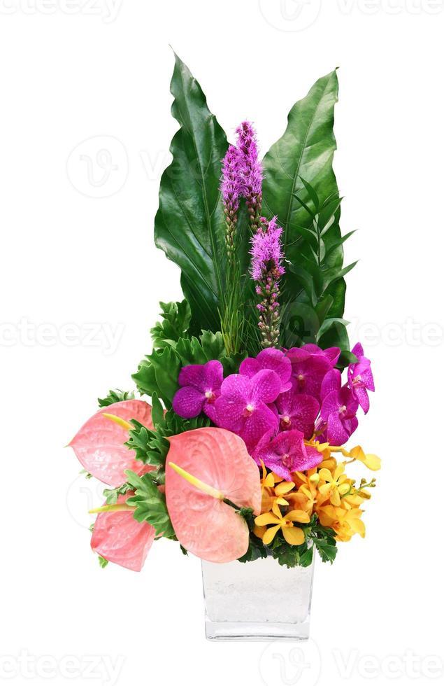 Bloemen boeket foto