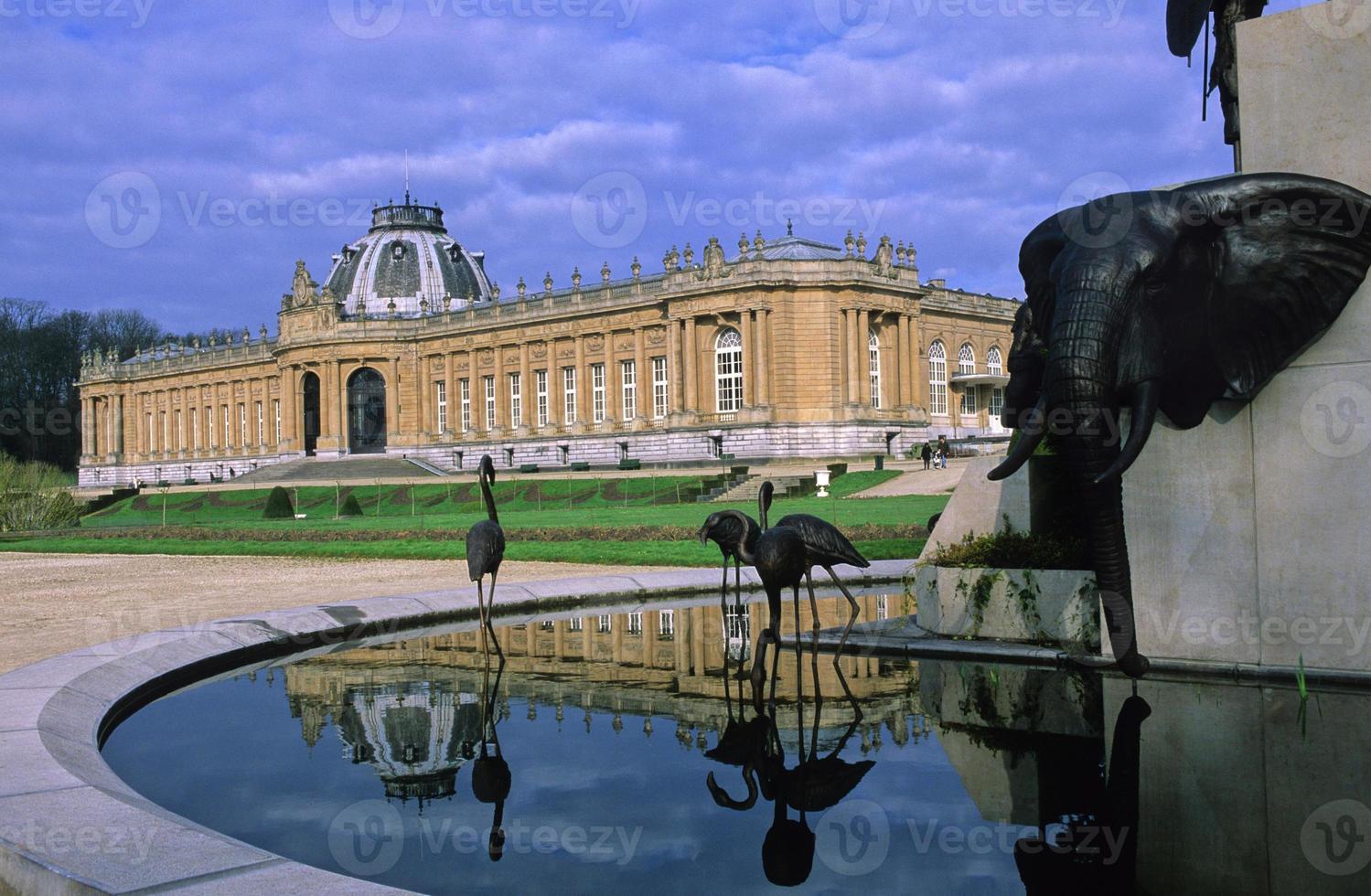 musée royal de l'afrique centrale foto