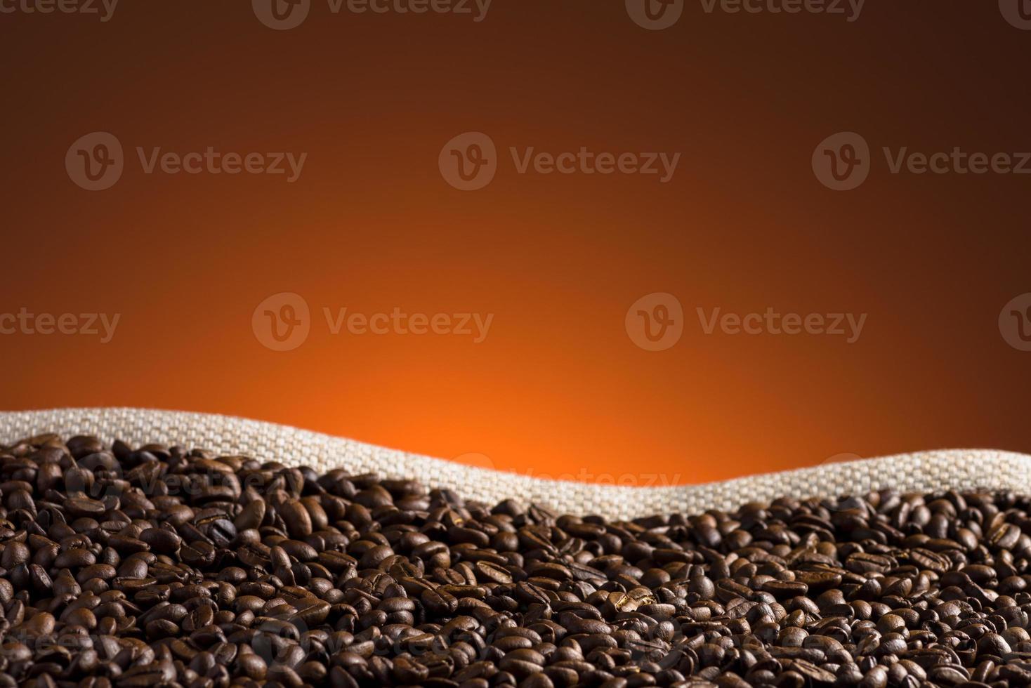 koffiebonen achtergrond foto