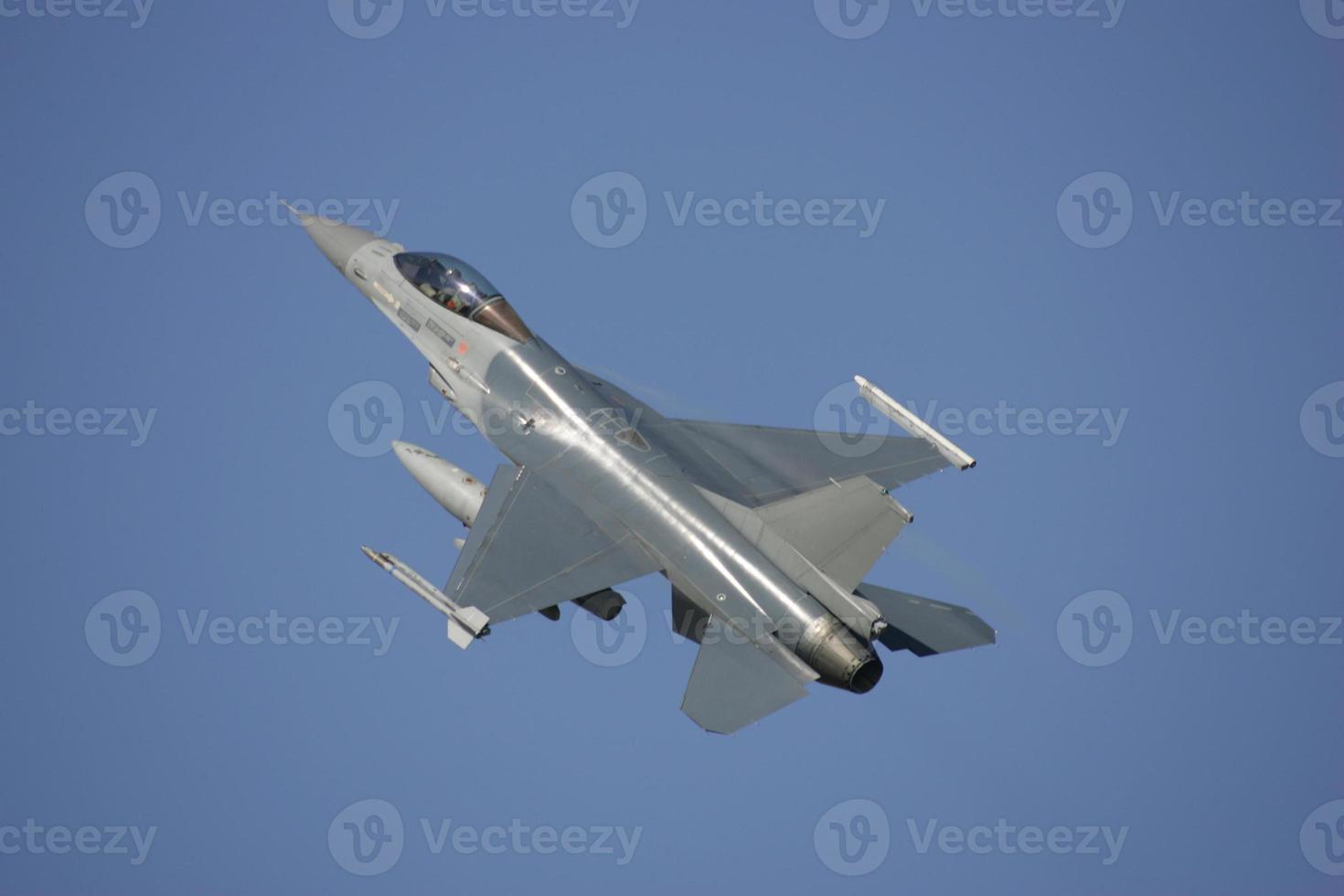 luchtmacht f-16a (m) foto