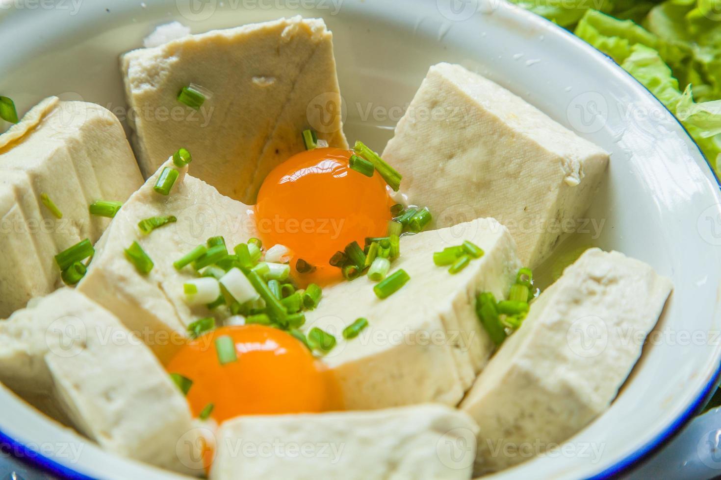 stinkende tofu foto