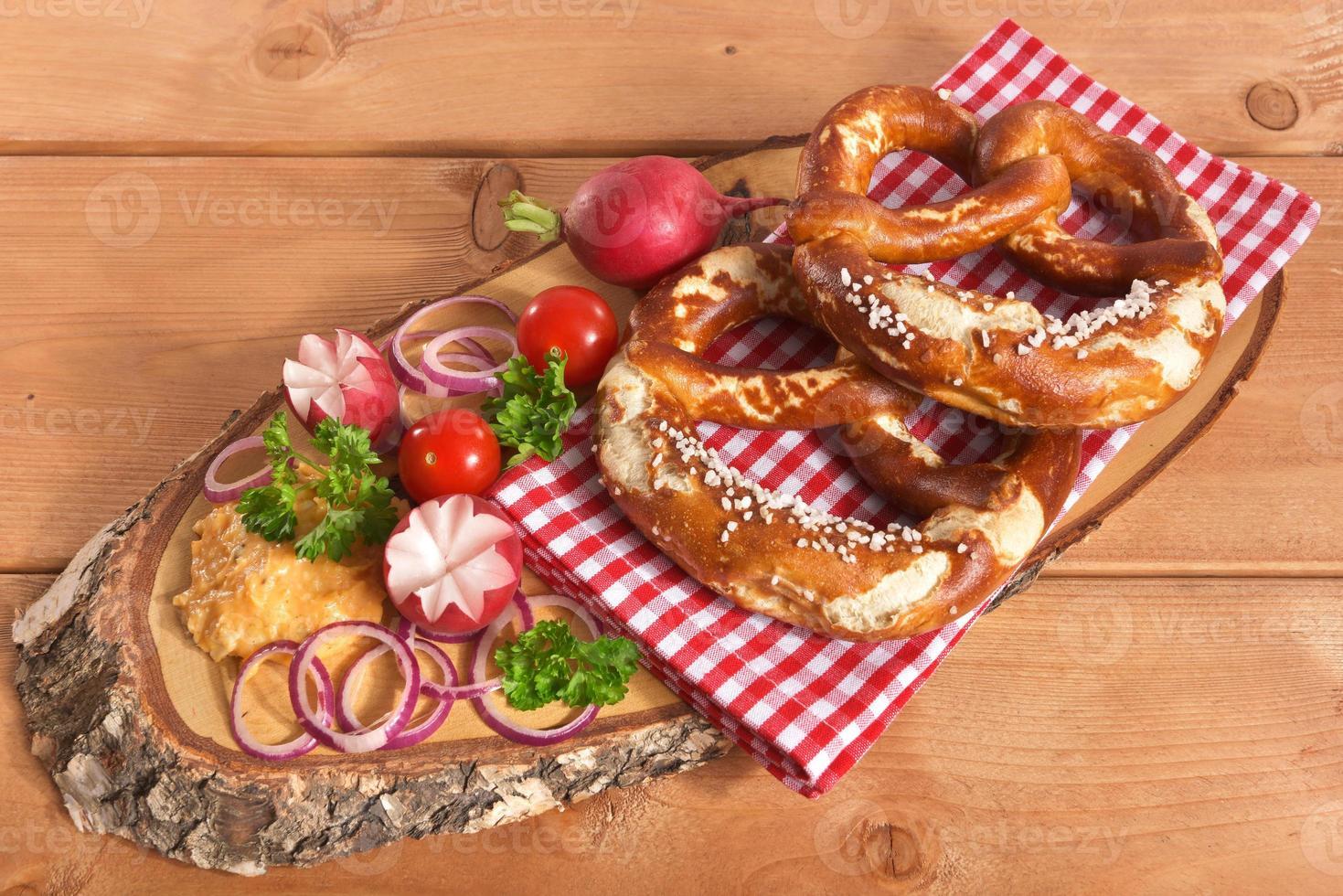 Beiers ontbijt foto
