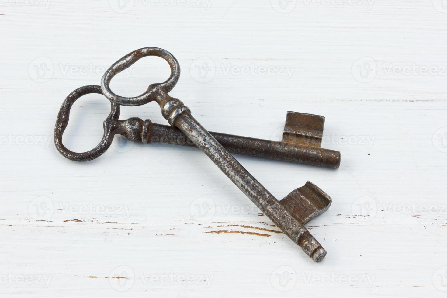 oude sleutels foto