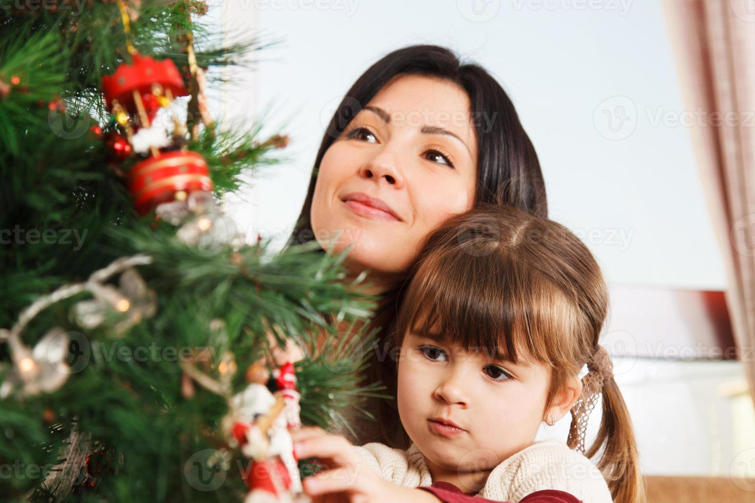 ik kijk uit naar Kerstmis - voorraadbeeld foto