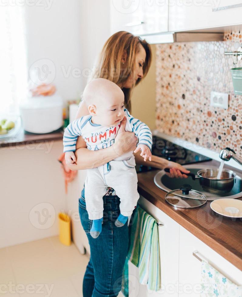 moederschap foto