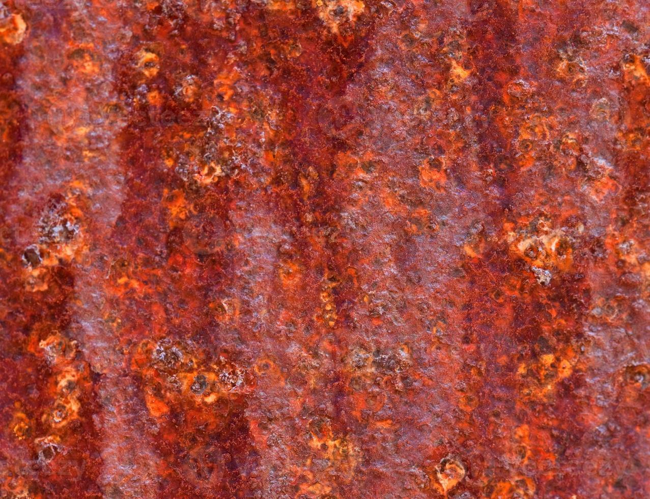 roestige textuur van een oude vrachtwagen foto