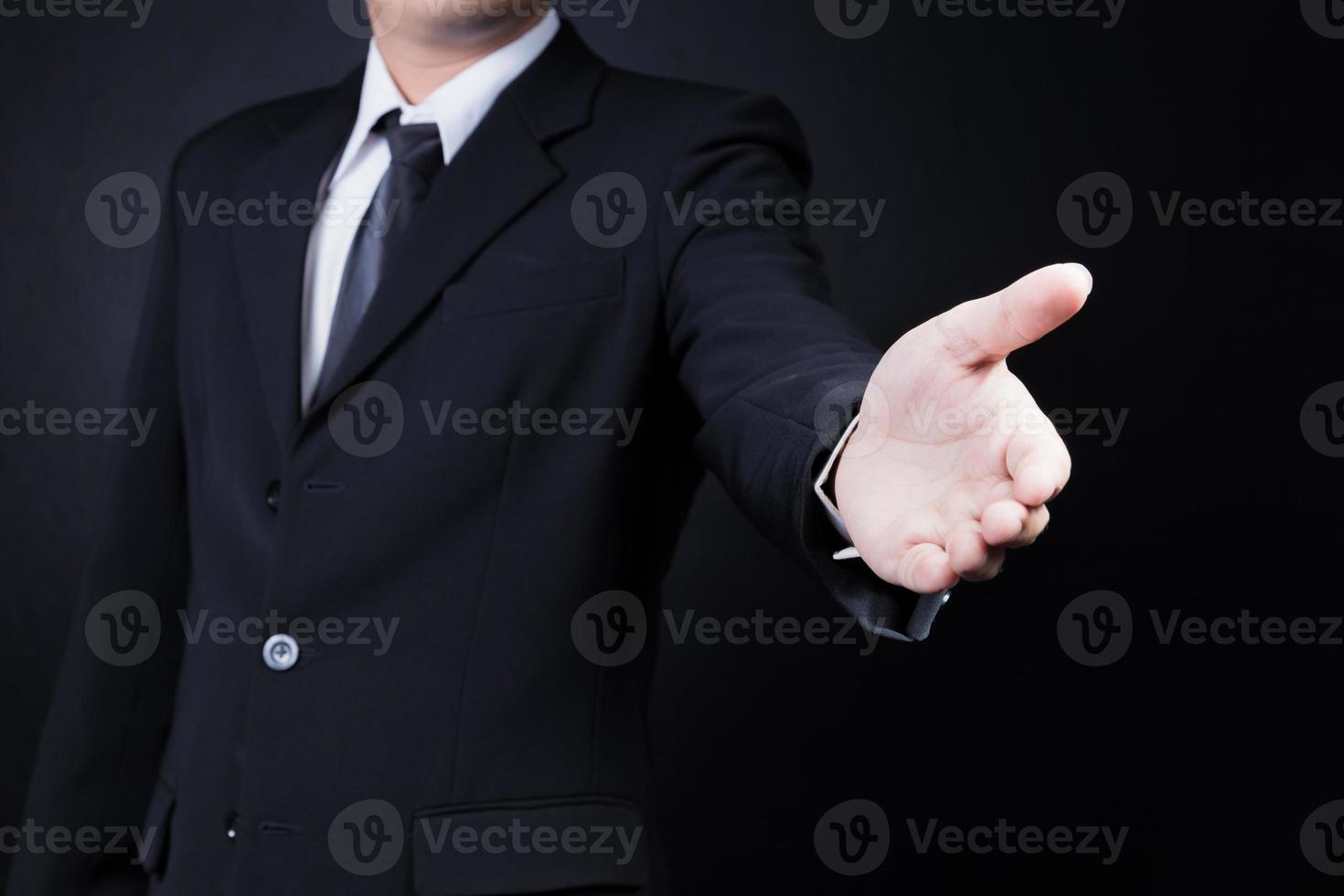 open hand foto