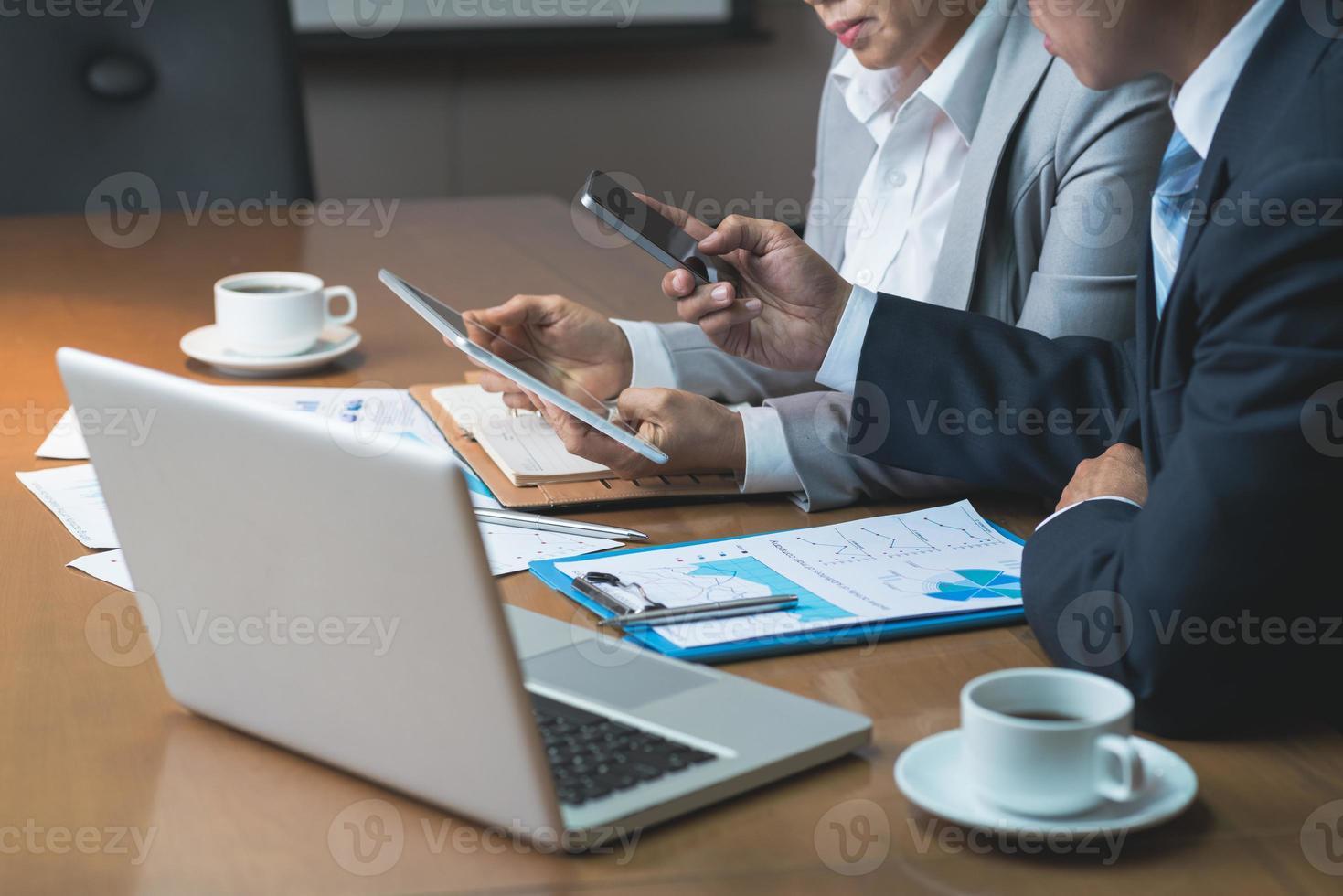 technologie in het bedrijfsleven foto