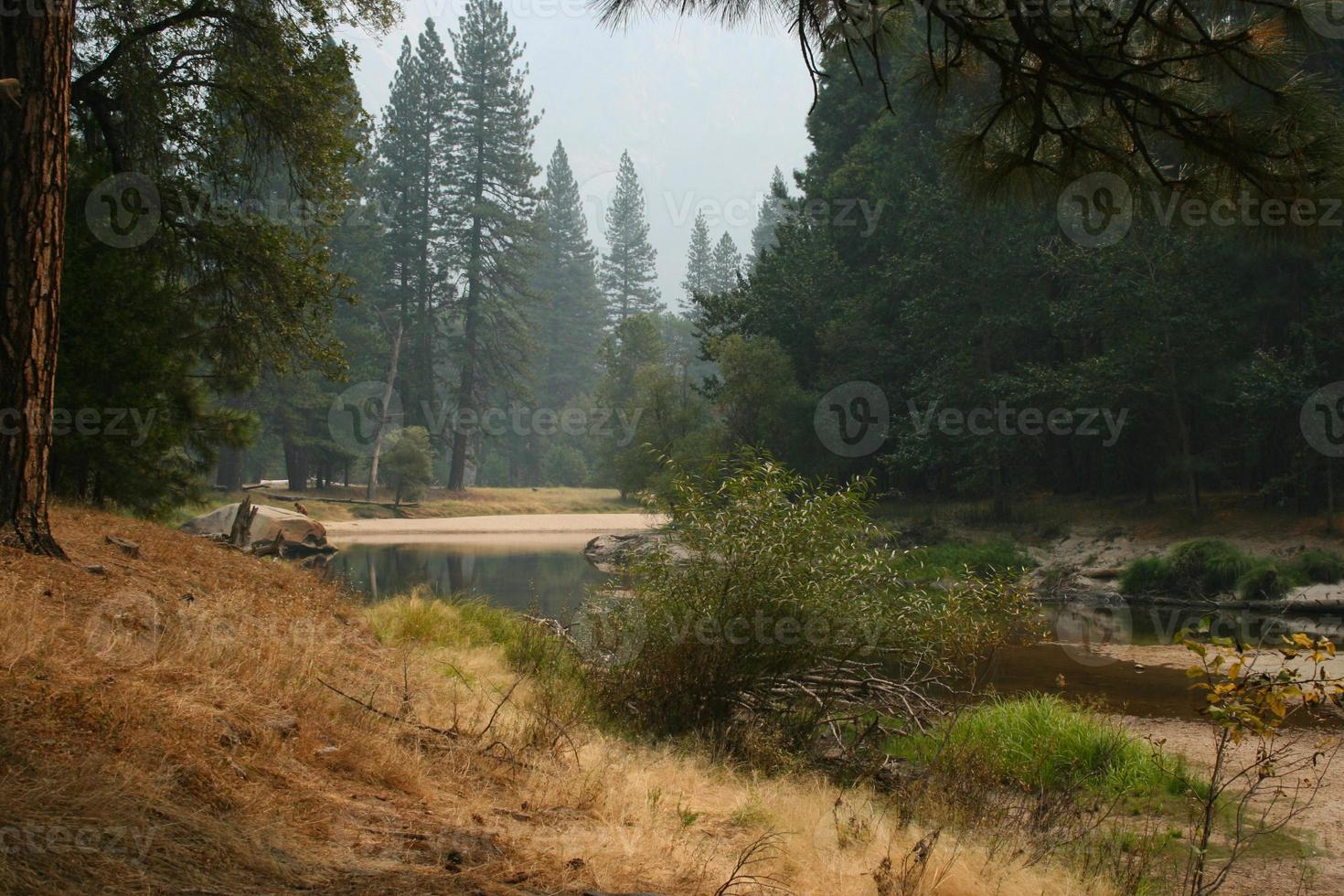 yosemite nationalpark amerika foto