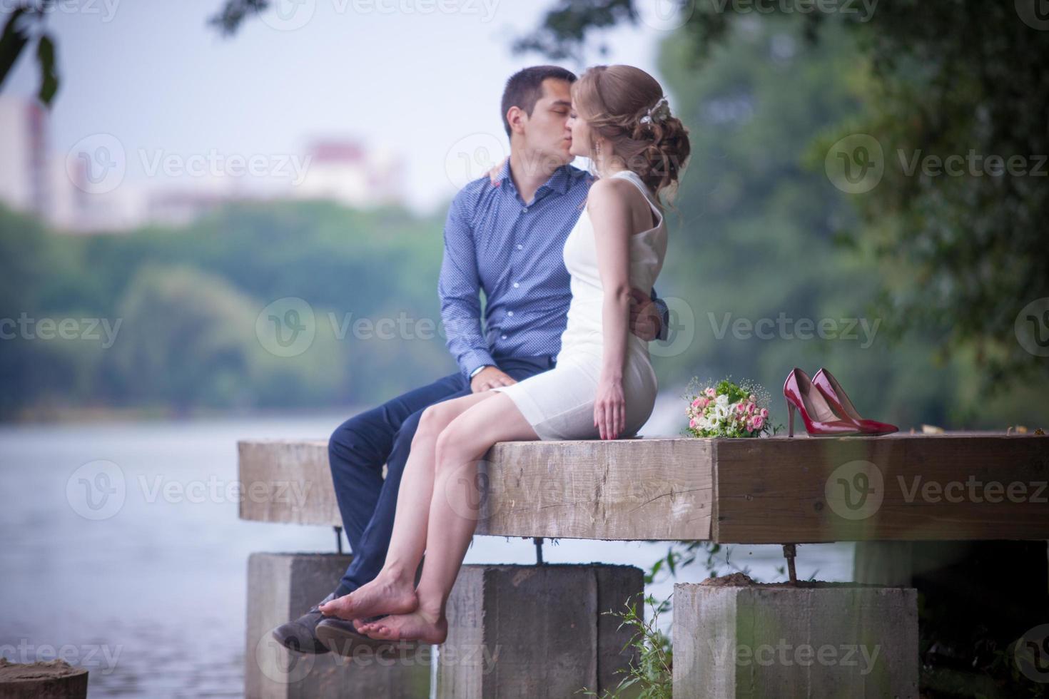 liefdesverhaal foto