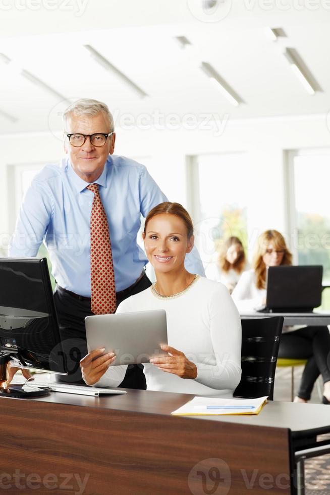 mensen uit het bedrijfsleven portret foto