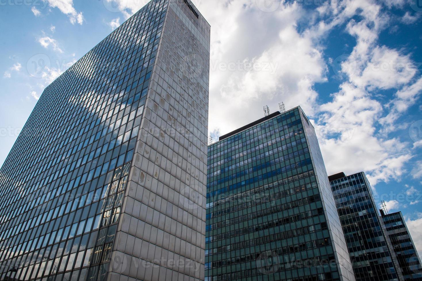 kantoorgebouwen foto