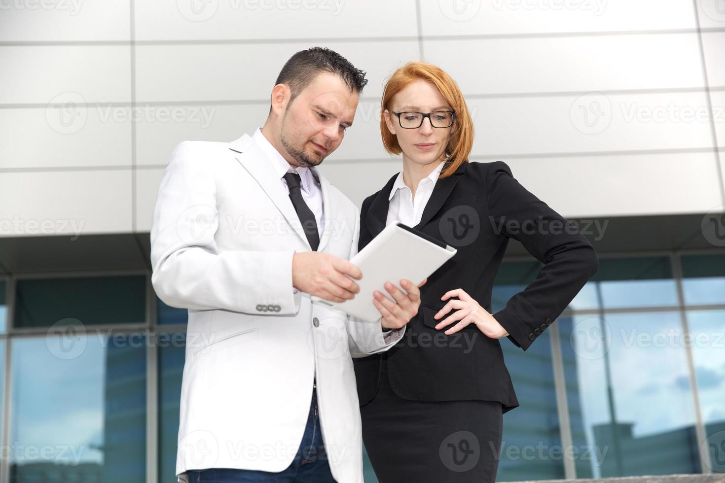 commercieel team foto