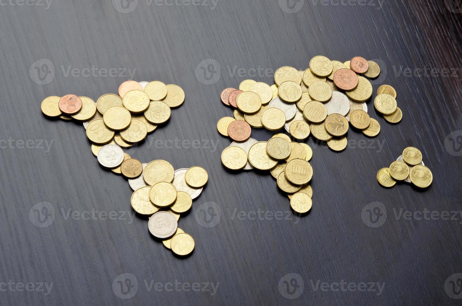 internationale financiën foto