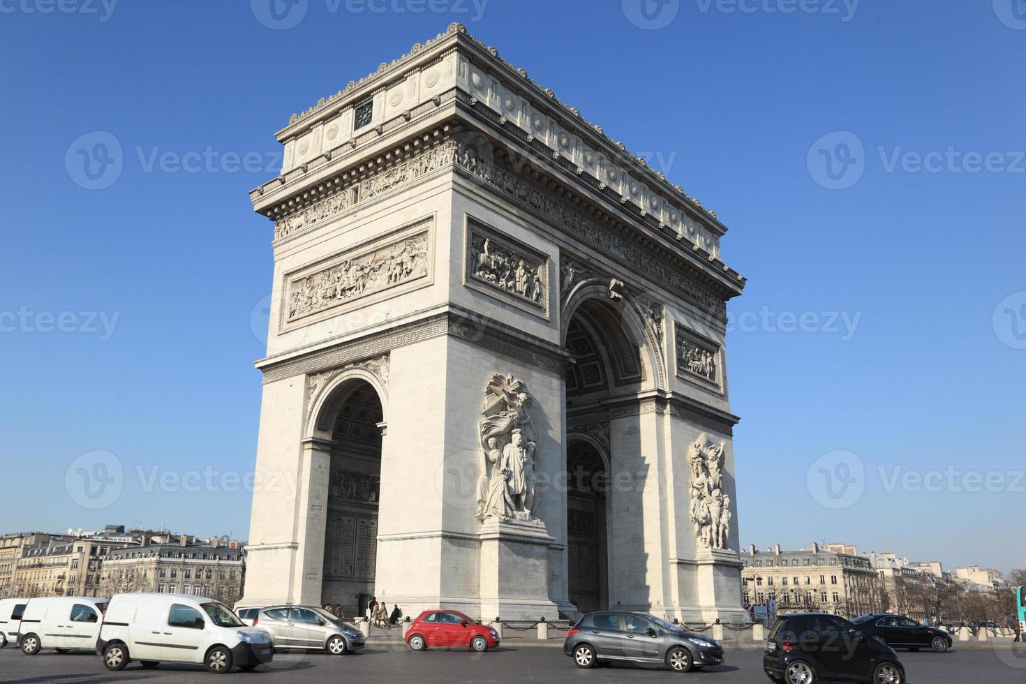 plaats Charles de Gaulle etoile foto