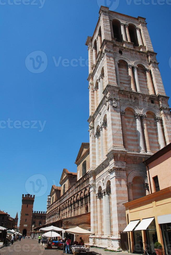 Piazza Trento e Trieste, Ferrara foto
