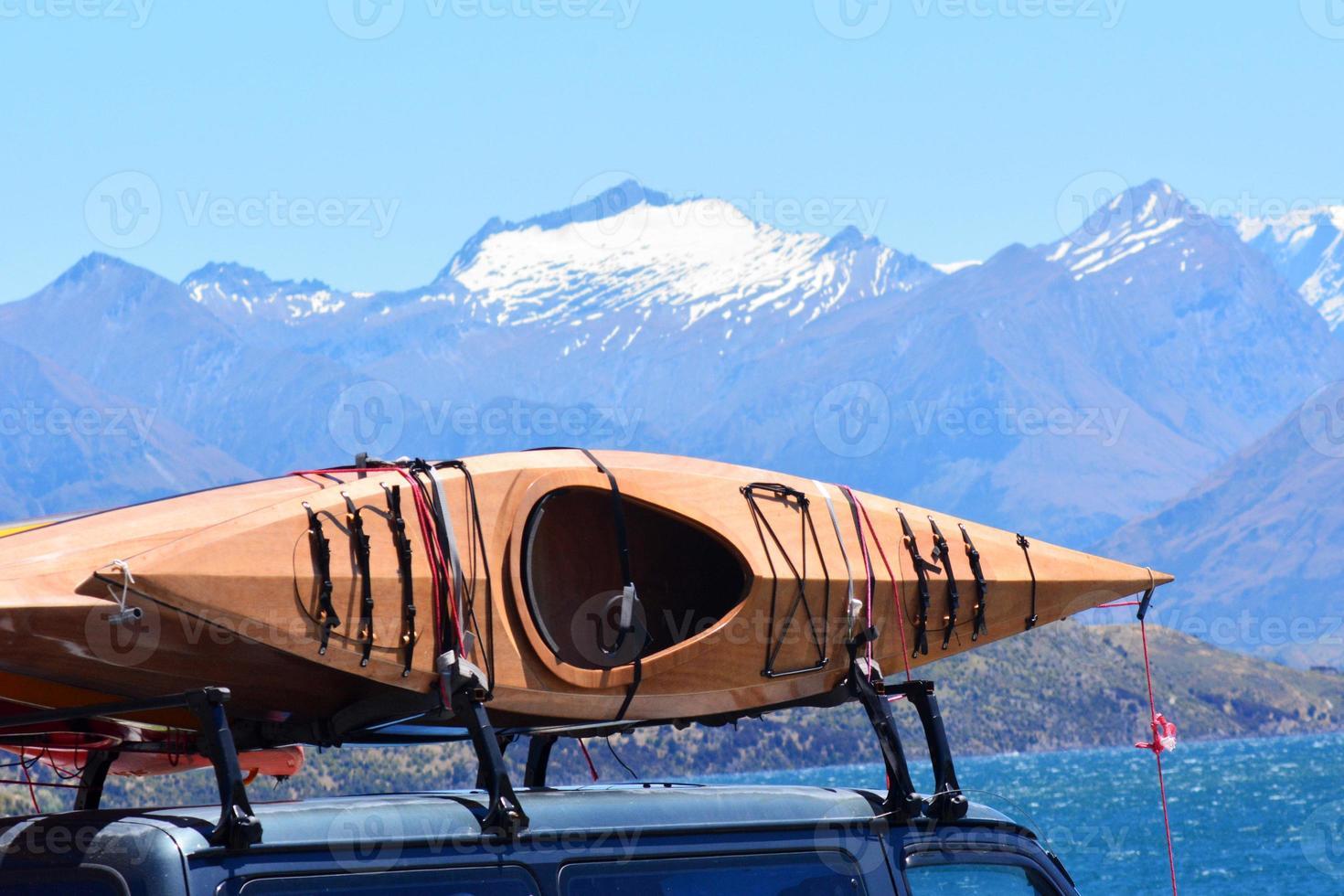 wanaka - Nieuw-Zeeland foto