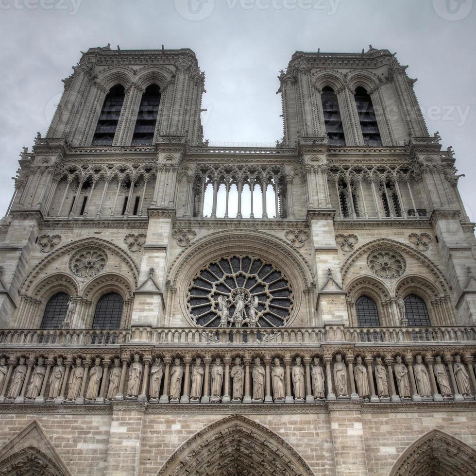Parijs - Notre Dame foto