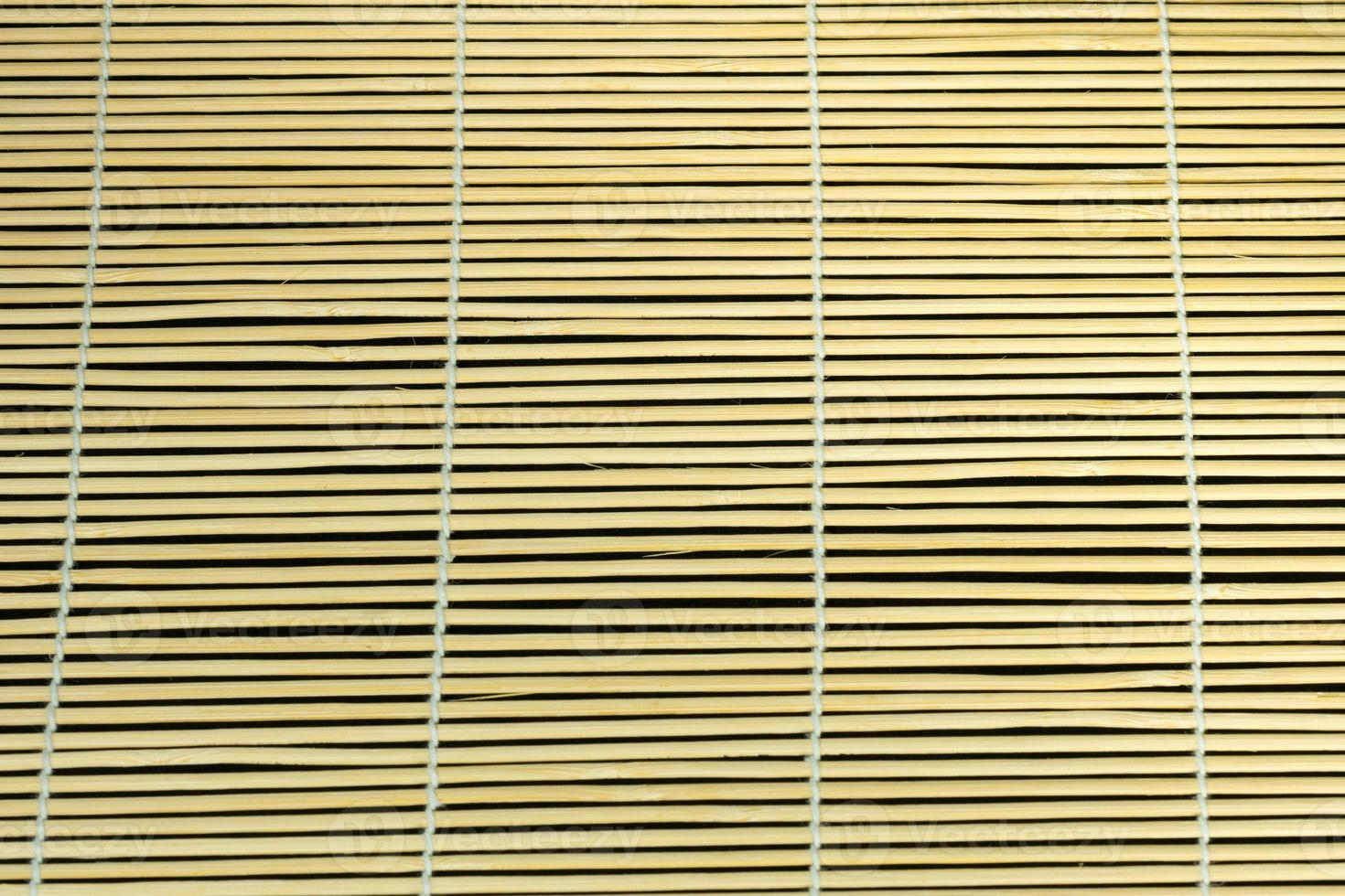 bamboe gordijn. foto