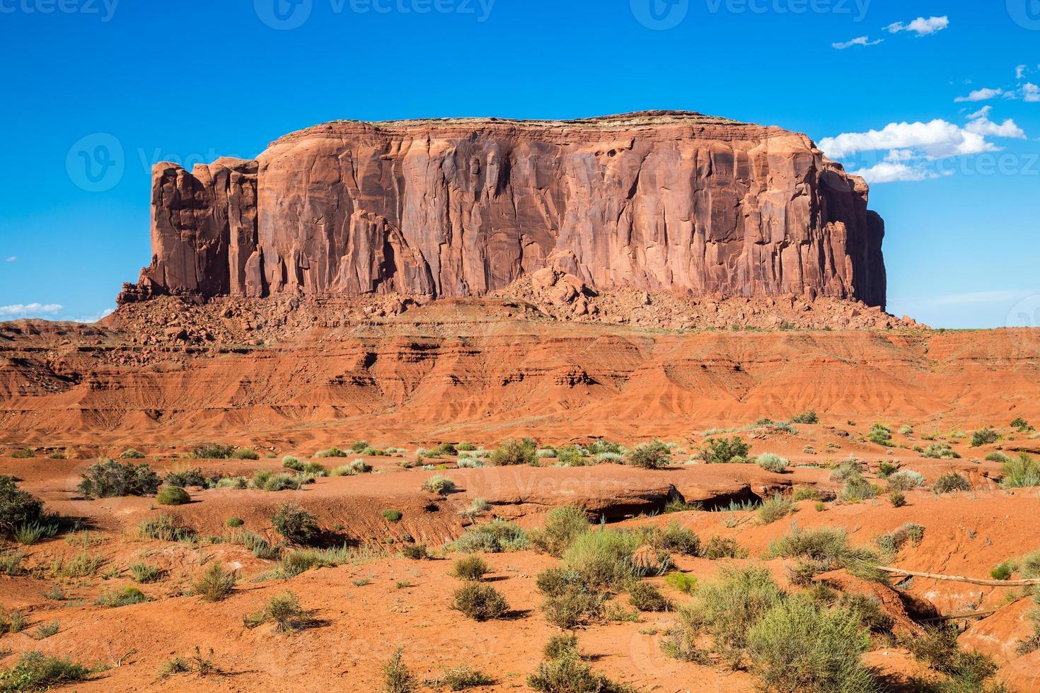 monument valley navajo tribal park, utah, Verenigde Staten foto