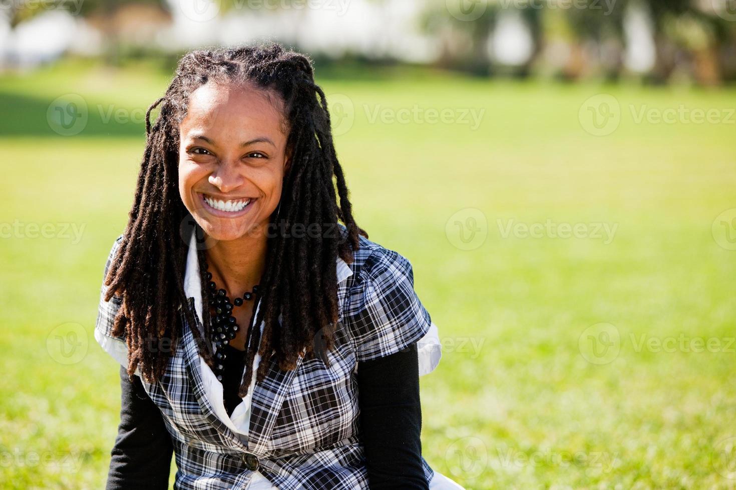 prachtige Afro-Amerikaanse foto