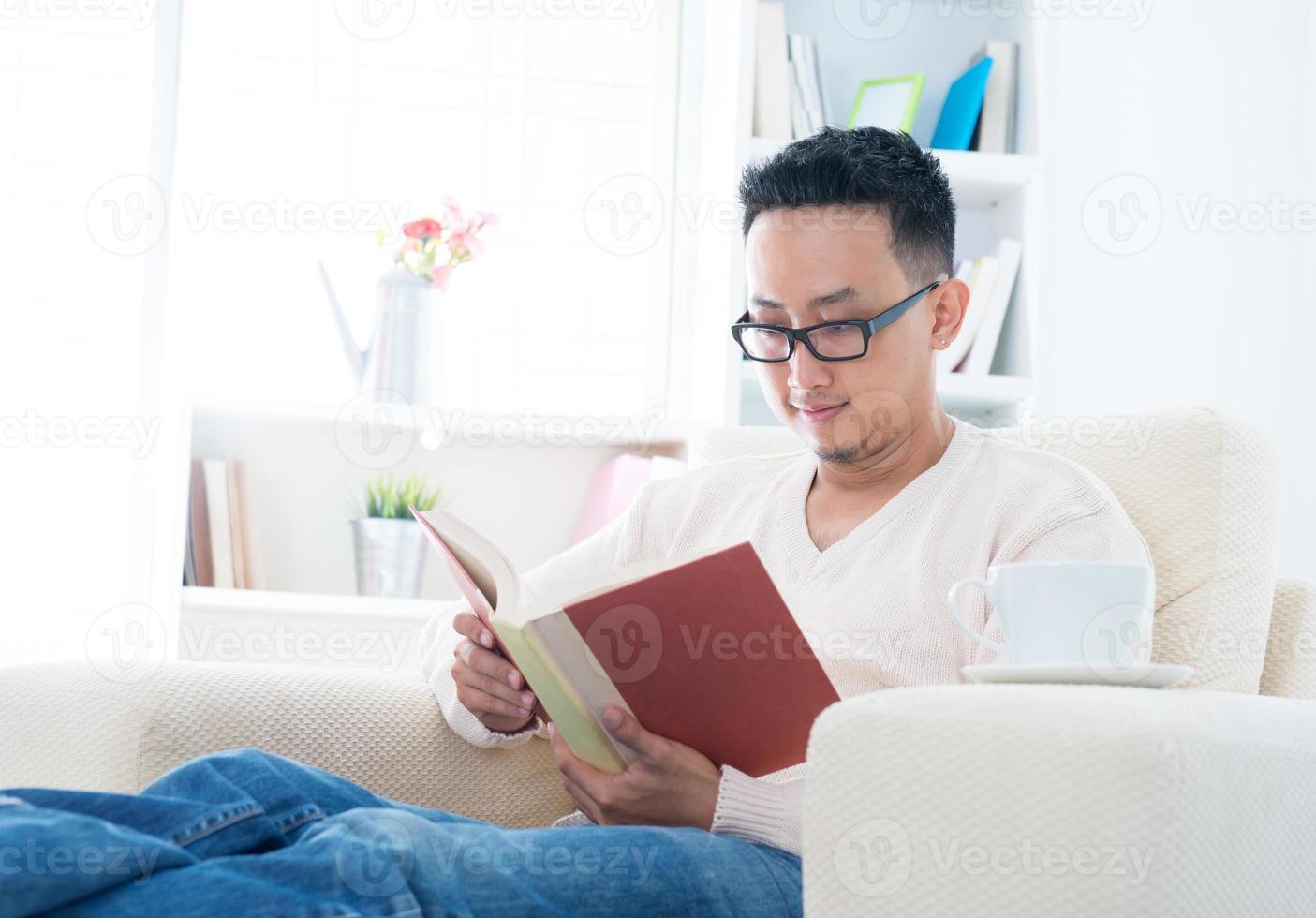 Zuidoost-Aziatische man foto