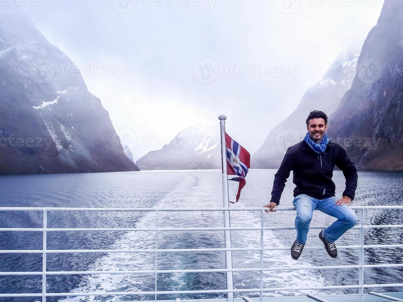 slenteren in noorwegen foto