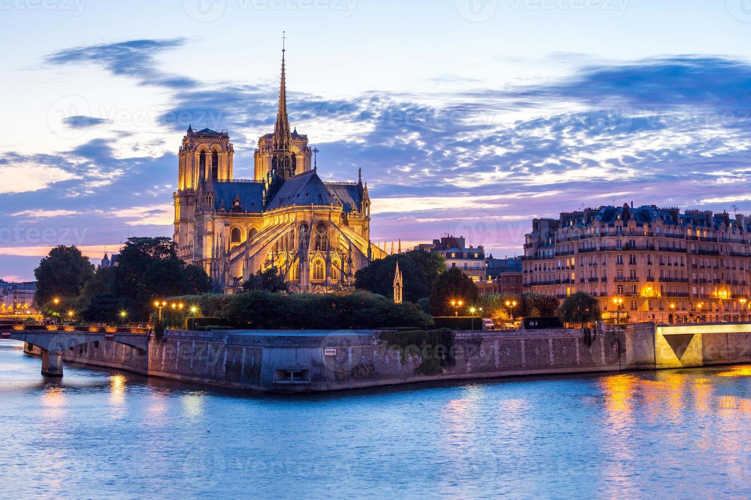 Notre Dame kathedraal foto