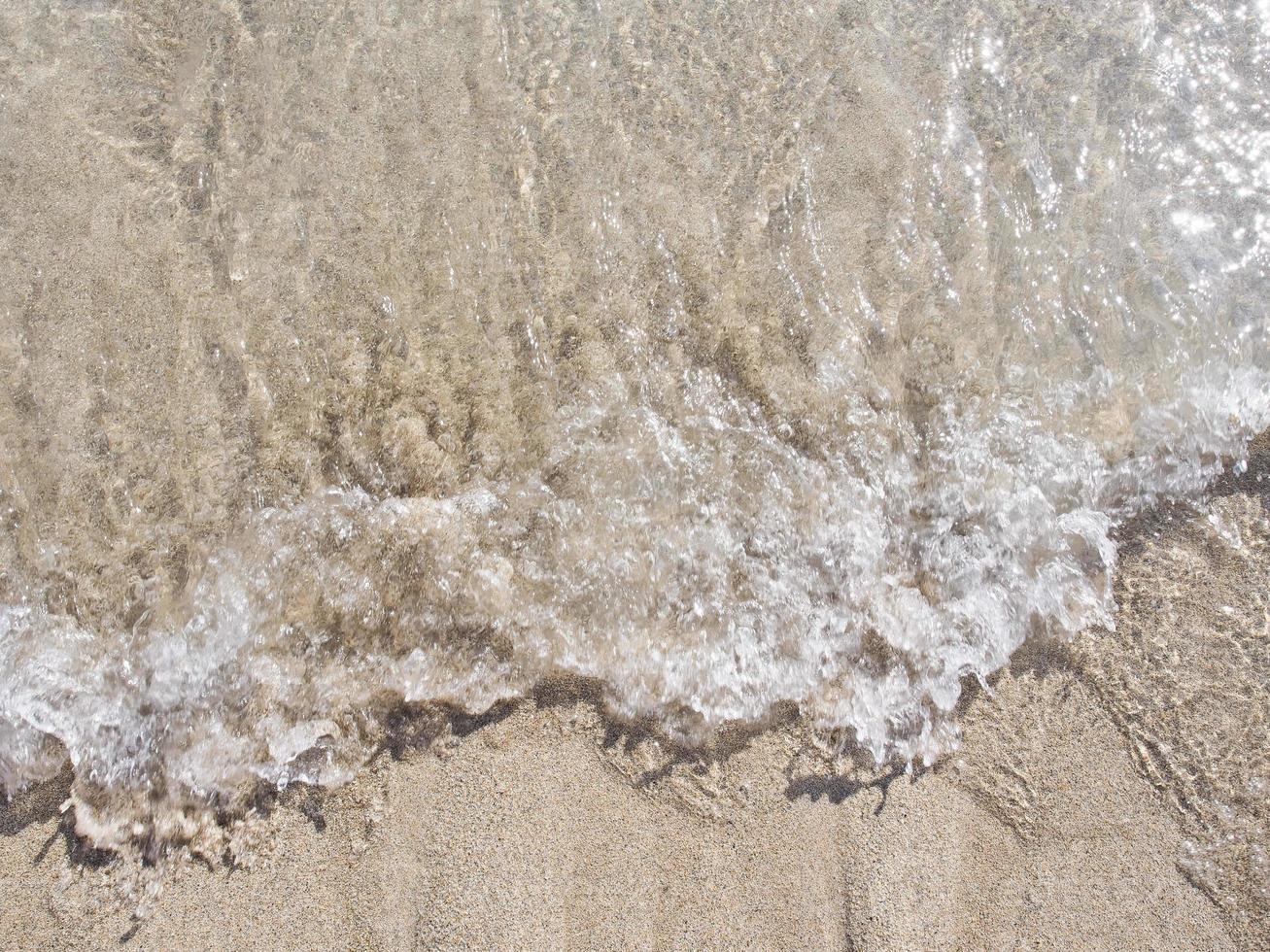 golf van waikiki strand foto