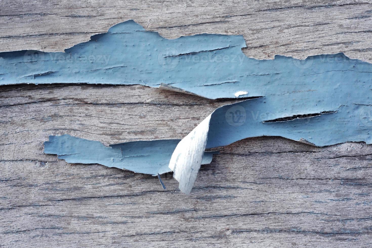 peeling geschilderde houten achtergrond foto