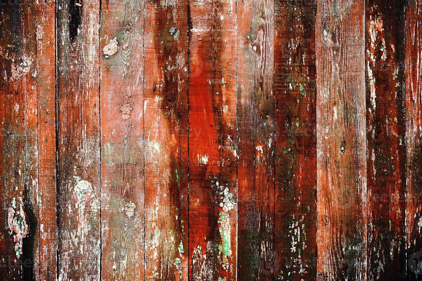 oud houten foto