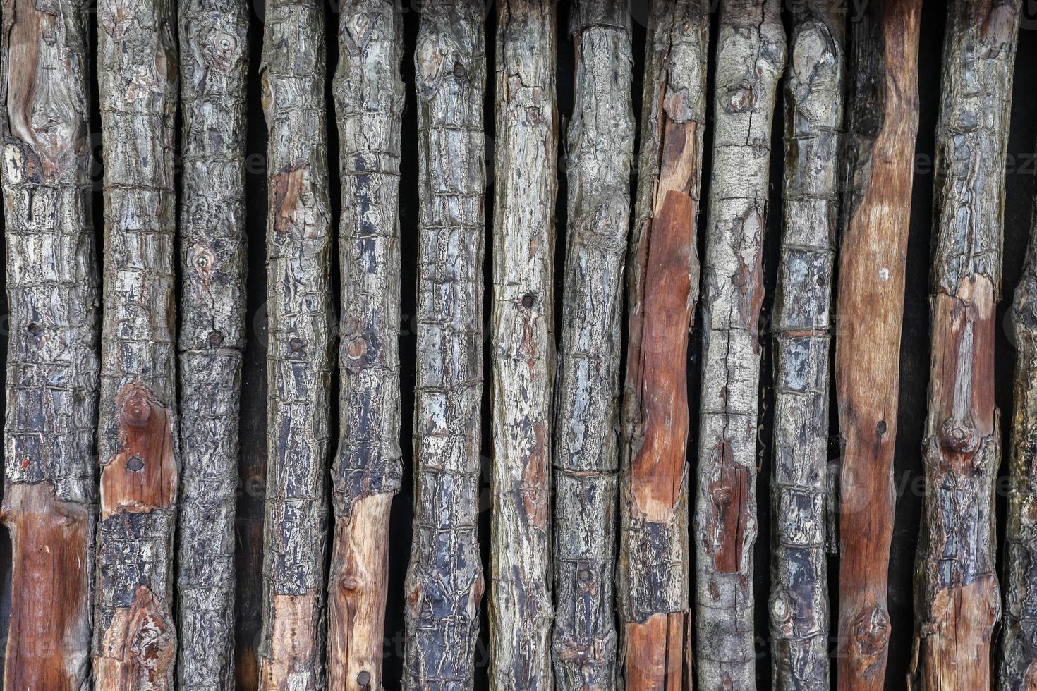 log textuur muur achtergrond foto