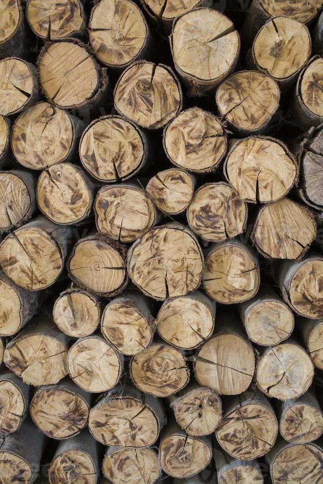 brandhout, log, knuppel foto