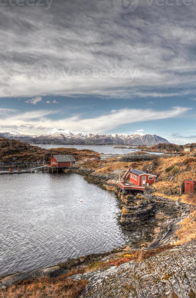 noorwegen natuur collectie foto