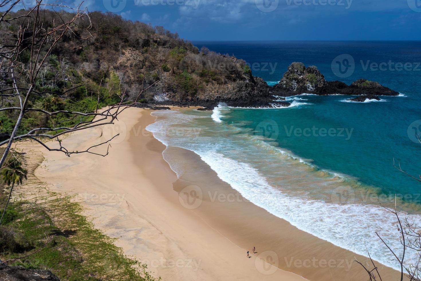 Sancho Bay, in Fernando de Noronha foto