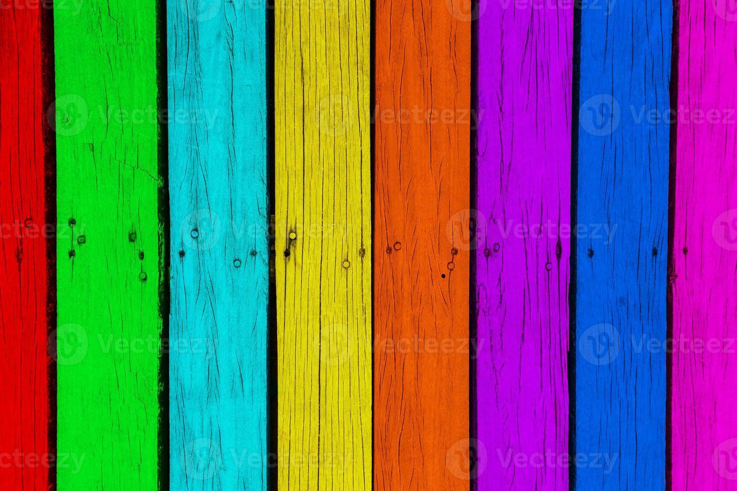de kleur houtstructuur, natuurlijke patronen achtergrond foto