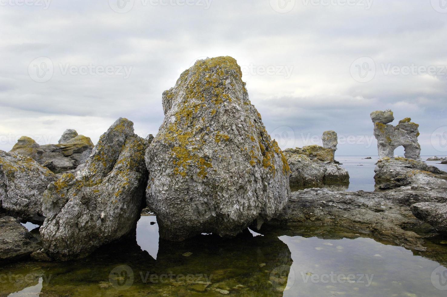 Gotland Island Zweden foto