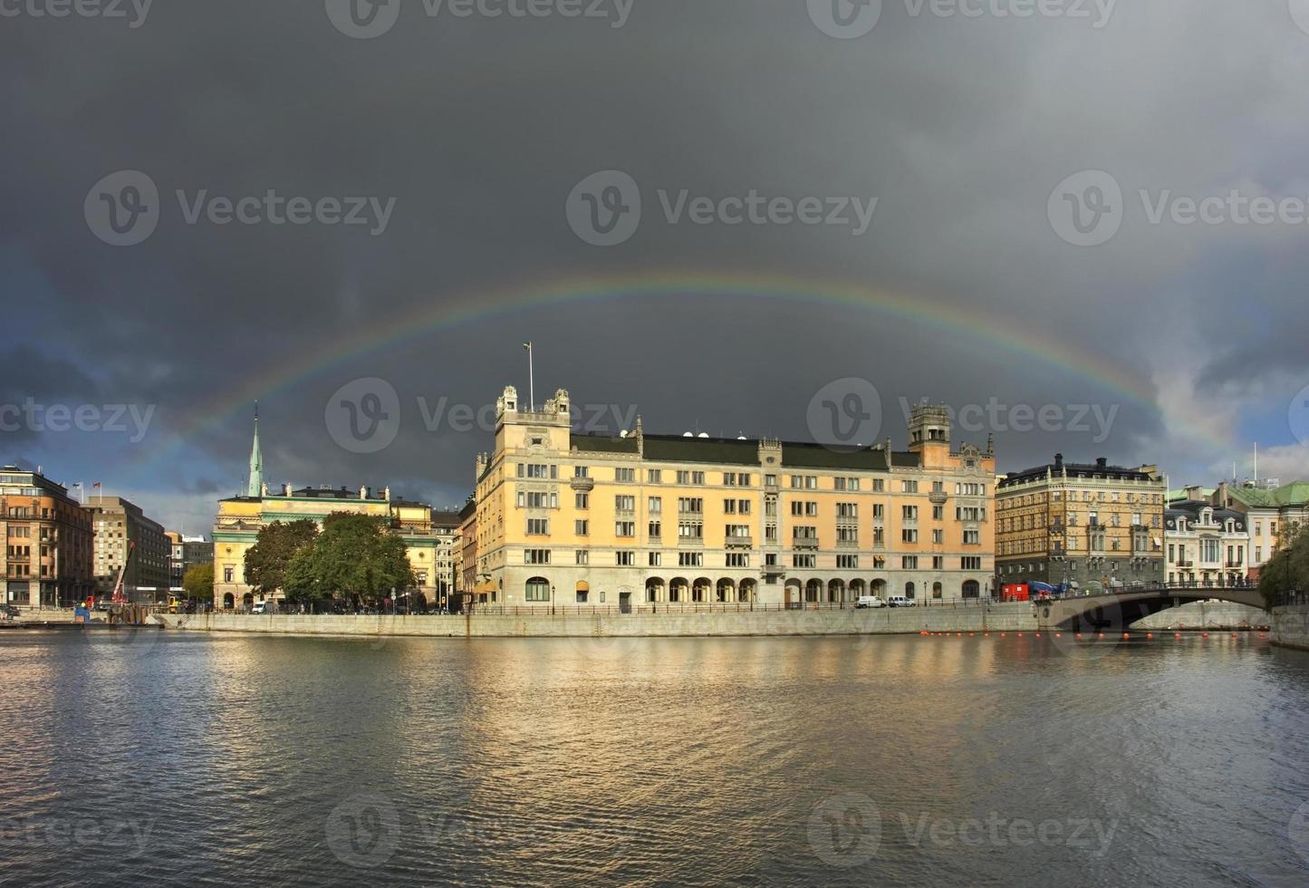 Stockholm. Zweden foto