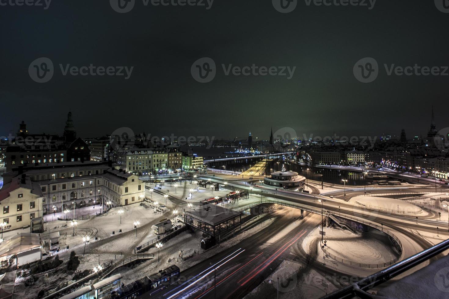 stockholm slussen foto