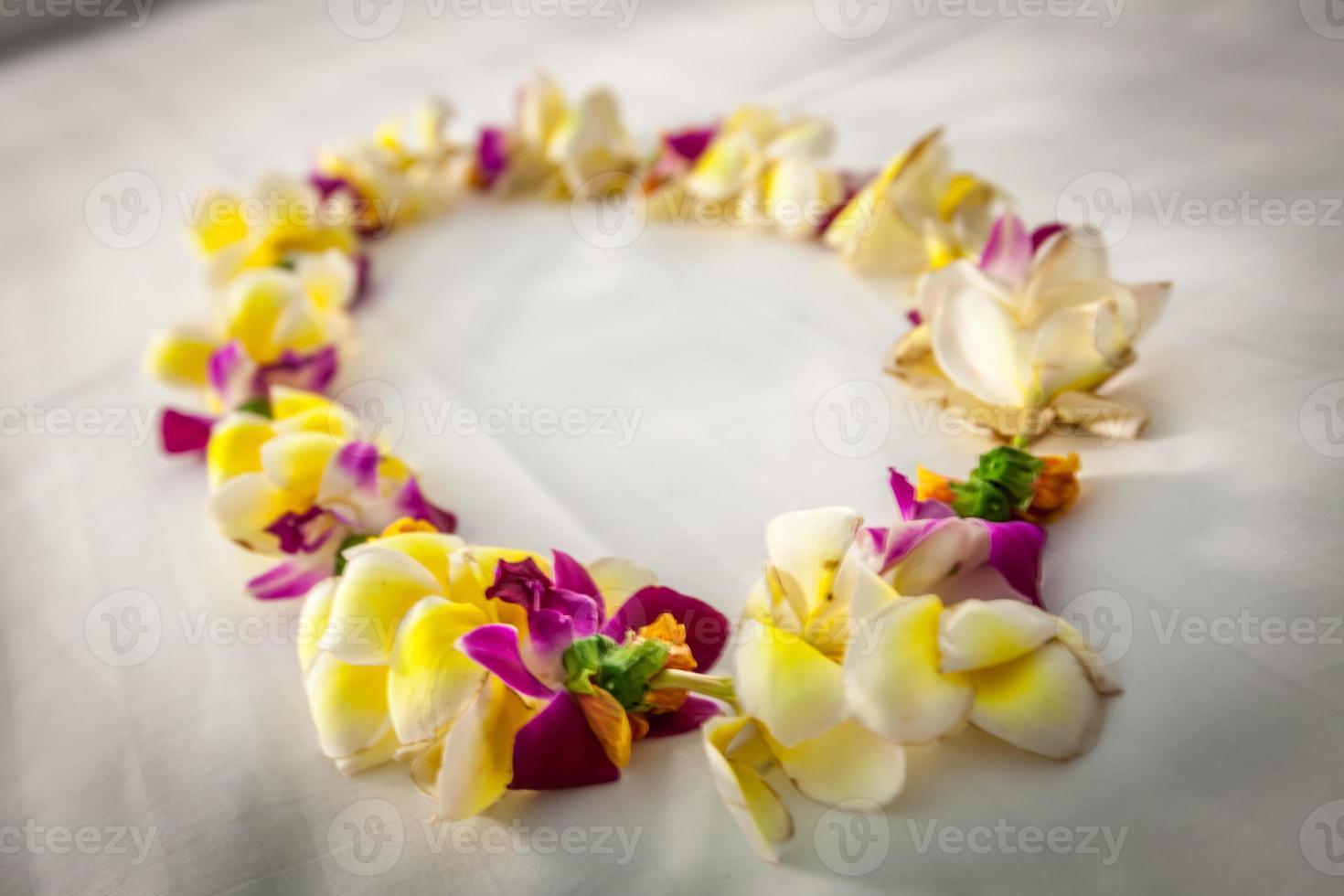 bloemen lei foto