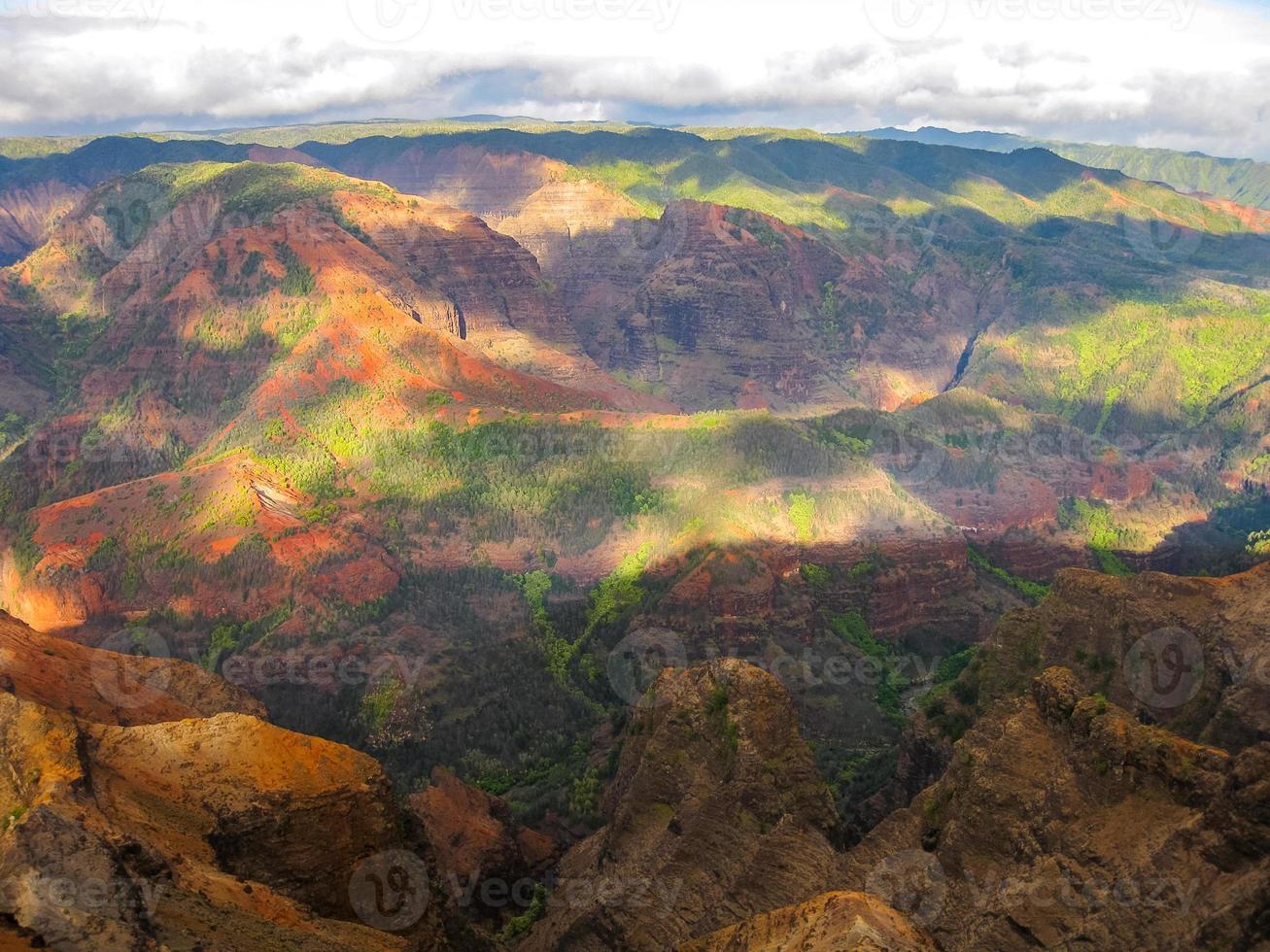 Waimea Canyon foto