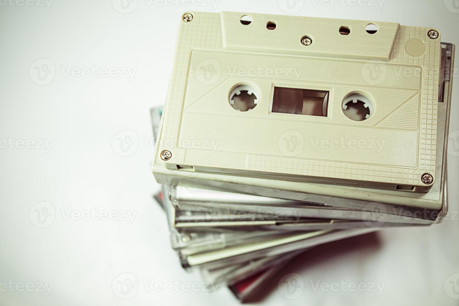 cassette bandje foto
