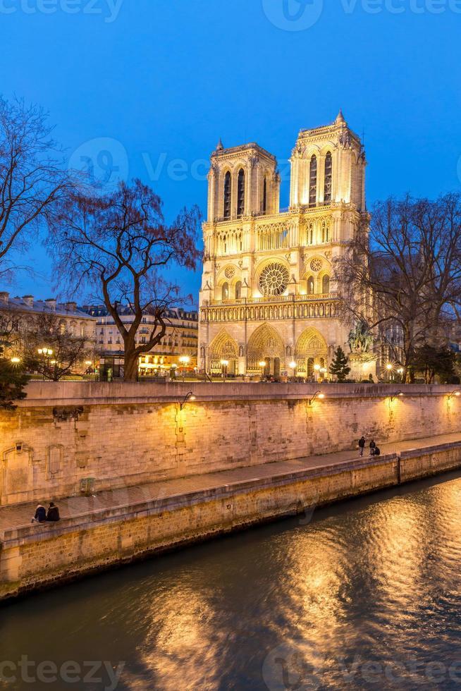 Parijs Notre Dame foto
