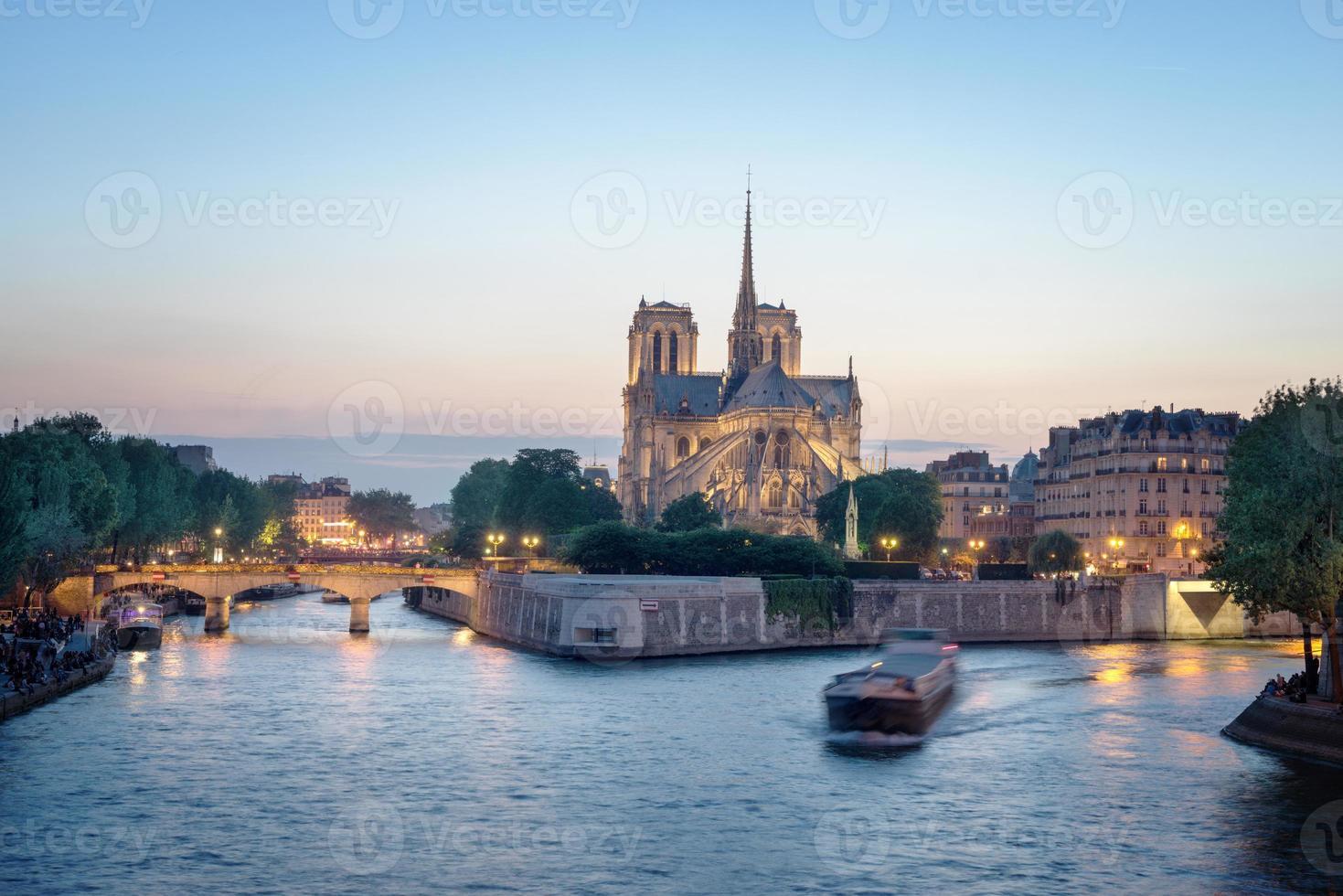 Notre Dame de Paris, Frankrijk foto
